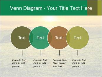 Beautiful Orange Sunrise PowerPoint Template - Slide 32