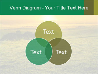 Beautiful Orange Sunrise PowerPoint Template - Slide 33