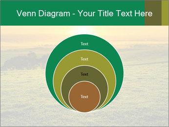 Beautiful Orange Sunrise PowerPoint Template - Slide 34
