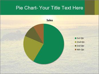 Beautiful Orange Sunrise PowerPoint Template - Slide 36