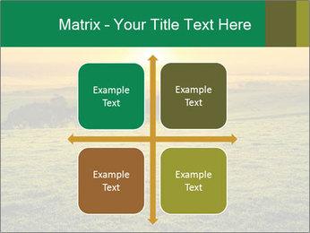 Beautiful Orange Sunrise PowerPoint Template - Slide 37