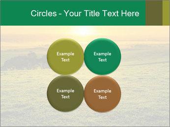 Beautiful Orange Sunrise PowerPoint Template - Slide 38