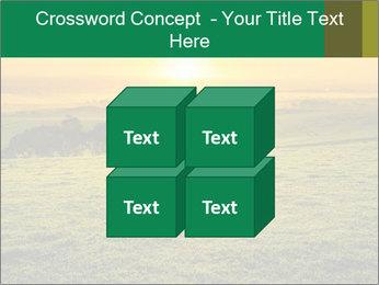 Beautiful Orange Sunrise PowerPoint Template - Slide 39