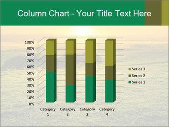 Beautiful Orange Sunrise PowerPoint Template - Slide 50