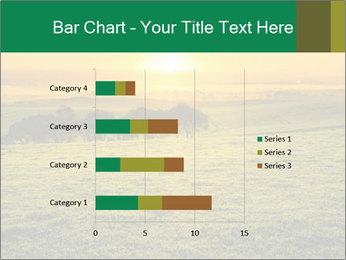 Beautiful Orange Sunrise PowerPoint Template - Slide 52