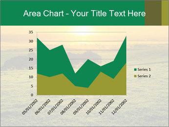Beautiful Orange Sunrise PowerPoint Template - Slide 53