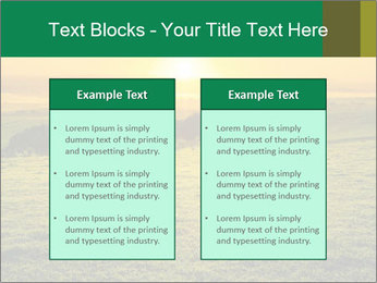 Beautiful Orange Sunrise PowerPoint Template - Slide 57