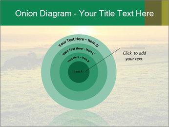 Beautiful Orange Sunrise PowerPoint Template - Slide 61