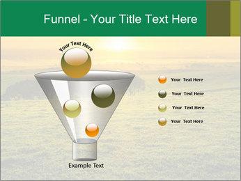 Beautiful Orange Sunrise PowerPoint Template - Slide 63