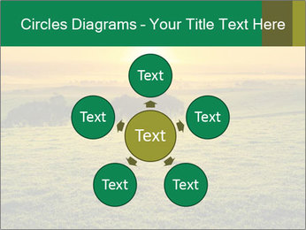 Beautiful Orange Sunrise PowerPoint Template - Slide 78