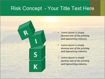 Beautiful Orange Sunrise PowerPoint Template - Slide 81