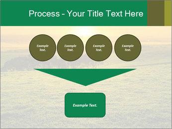 Beautiful Orange Sunrise PowerPoint Template - Slide 93