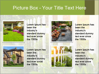 County style PowerPoint Template - Slide 14