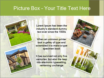 County style PowerPoint Template - Slide 24