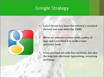 Barking dog PowerPoint Template - Slide 10