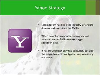 Barking dog PowerPoint Template - Slide 11