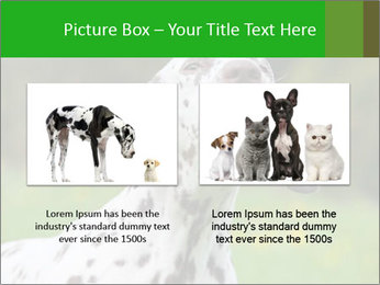 Barking dog PowerPoint Template - Slide 18
