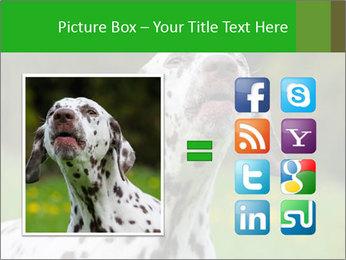 Barking dog PowerPoint Template - Slide 21