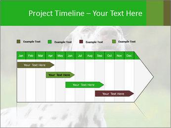 Barking dog PowerPoint Template - Slide 25