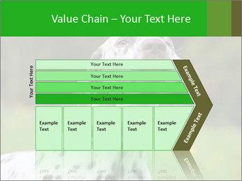 Barking dog PowerPoint Template - Slide 27