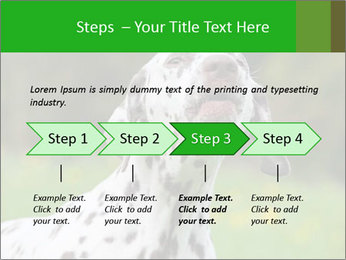 Barking dog PowerPoint Template - Slide 4