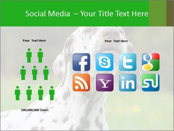 Barking dog PowerPoint Template - Slide 5