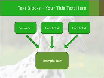 Barking dog PowerPoint Template - Slide 70