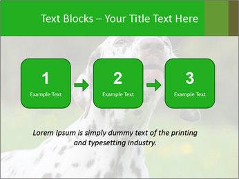 Barking dog PowerPoint Template - Slide 71