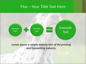 Barking dog PowerPoint Template - Slide 75