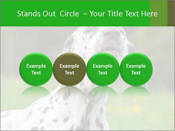 Barking dog PowerPoint Template - Slide 76