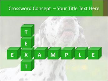Barking dog PowerPoint Template - Slide 82
