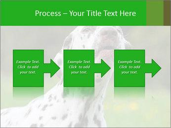 Barking dog PowerPoint Template - Slide 88