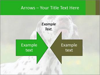 Barking dog PowerPoint Template - Slide 90