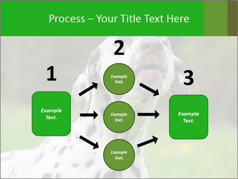 Barking dog PowerPoint Template - Slide 92