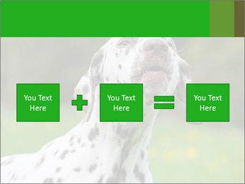 Barking dog PowerPoint Template - Slide 95