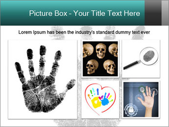 Hand PowerPoint Template - Slide 19