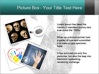 Hand PowerPoint Template - Slide 23