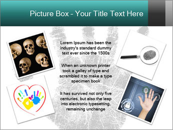 Hand PowerPoint Template - Slide 24