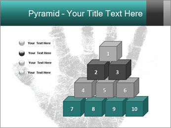 Hand PowerPoint Template - Slide 31