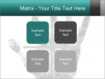 Hand PowerPoint Template - Slide 37