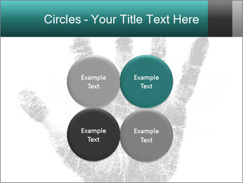 Hand PowerPoint Template - Slide 38