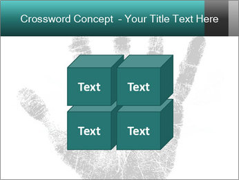 Hand PowerPoint Template - Slide 39