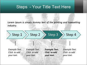 Hand PowerPoint Template - Slide 4