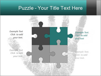 Hand PowerPoint Template - Slide 43