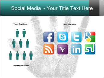 Hand PowerPoint Template - Slide 5