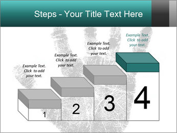 Hand PowerPoint Template - Slide 64
