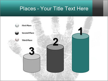 Hand PowerPoint Template - Slide 65