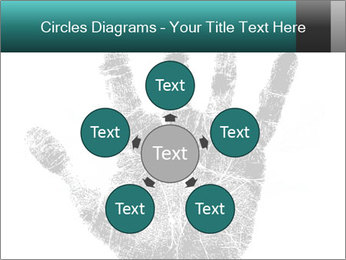 Hand PowerPoint Template - Slide 78