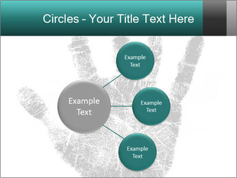 Hand PowerPoint Template - Slide 79