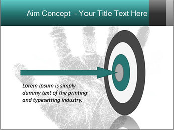 Hand PowerPoint Template - Slide 83